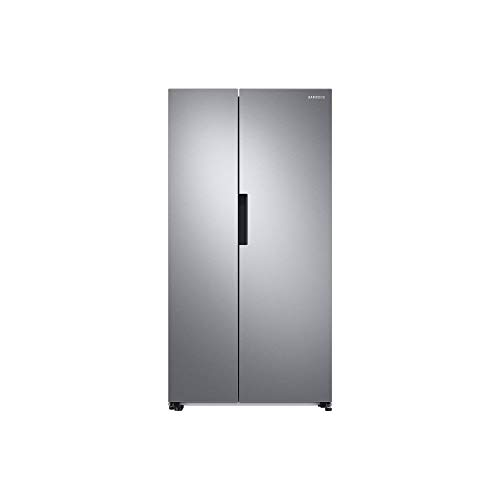 Samsung RS66A8101SL/EF Frigorifero Side by Side, 409 Litri Frigorifero, 243 Litri Congelatore, 358 kWh/Anno