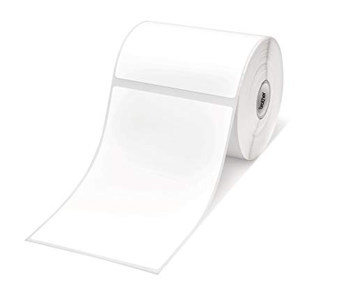 Brother RD-S02E1 Etikettenrolle Papier 102x152mm RDS02E1 schwarz, weiß
