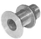 Groco 1-1/2-Inch Thru Hull with Ground Nut by Acr Electronics