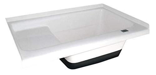 ICON 00476 Sit-in Step Tub with Right Hand Drain TU500RH - Polar White