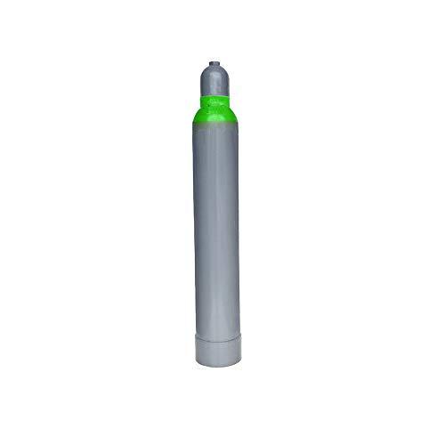 Gasflasche Mischgas 18 Schutzgas 10 l gefüllt Fülldruck 200 Bar