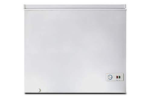 Congelador Arcón INFINITON Horizontal (Blanco) CH-202 DC - A+ ...