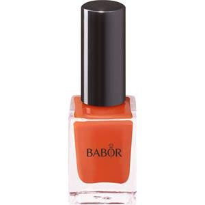 Dr Babor AGE ID Make-up Nail Colour, nr. 13 Hip Red, 7 ml