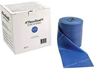 Thera-Band Resistance Bands - 50 Yards, X-Heavy, Blue