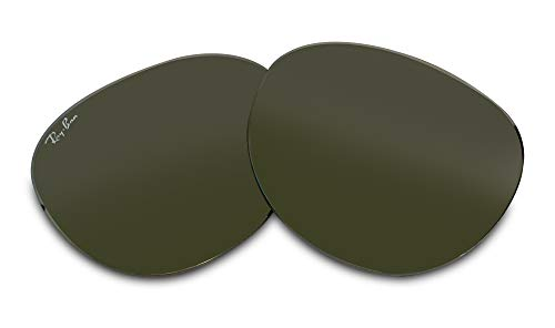 Original RB4171 54M Light Brown Mirror Gold Replacement Lenses For Women+FREE Complimentary Eyewear Care Kit