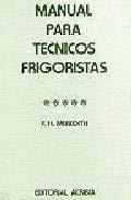 Manual para técnicos frigoristas