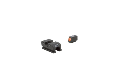 Trijicon HD Night Sight Set for Walther P99/PPQ , Orange Front Outline