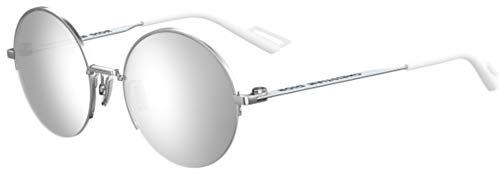 Dior Homme Sonnenbrillen (DIOR180.2F KUFDC) palladium-silber - azur - brau-grün - silber verspiegelt