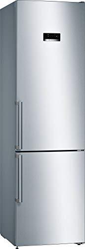Bosch KGN39XL4P - Frigorifero Combinato 366 Litri, libera installazione, A+++, No Frost, colore Inox