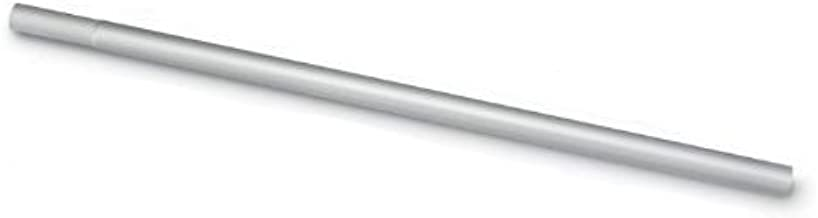 Replacement Section for 20 ft Sectional Aluminum Flag Pole (SwedgedNO Holes)