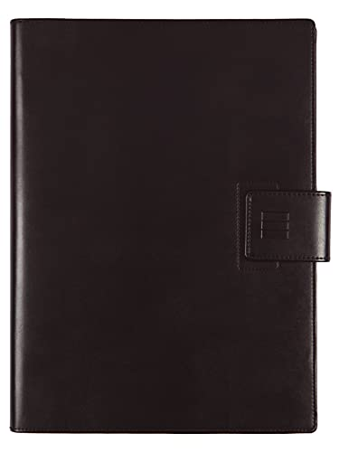 Finocam – 2022 Diary 1 Day Page, January 2022 – December 2022 (12 Months) E40 – 210x297mm DuoUno Black Spanish