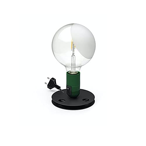 Flos Bombilla LED lámpara de mesa New Color Designed by Achille Castiglioni - Verde