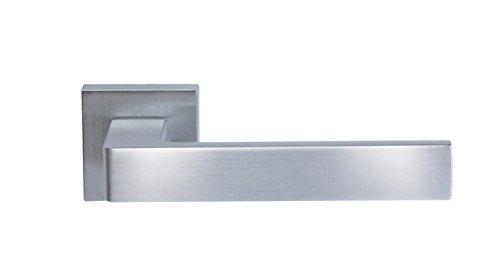 VI.TEL. F0198 R8 51 Maniglia Porta, Cromo Satinato