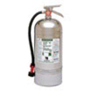 KIDDE 25074 Extinguisher,Class K,6 Liter,Rechargable