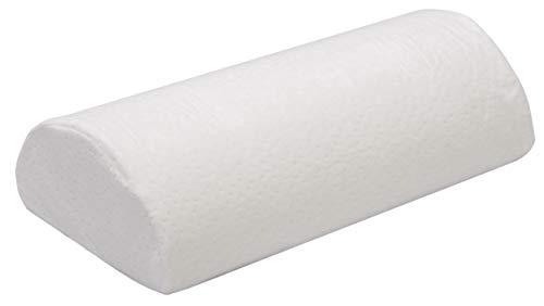 Pikolin Home - Almohada viscoelástica para piernas (Desenfundable), firmeza media, 20x40cm