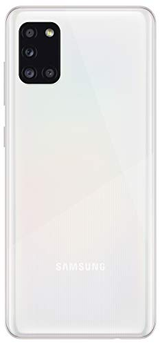 Samsung Galaxy A31 (Prism Crush White, 6GB RAM, 128GB Storage) with No Cost EMI/Additional Exchange Offers
