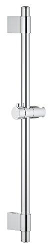 GROHE Power&Soul | Brause- und Duschsysteme - Brausestange | 600mm, variable Bohrlöcher zur Befestigung, chrom | 27784000