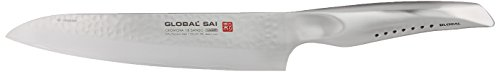 "Global SAI-02 Chef's Knife, 8"", Silver"
