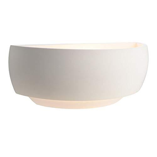 Deko-Light DL TWYNNDA II Applique Murale pour plâtre E14 Blanc