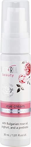 Crème contour des yeux - Rose de Bulgarie, Yaourt & Prébiotiques