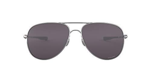 Oakley Unisex-Erwachsene Elmont M & L 411914 Sonnenbrille, Schwarz (Negro), 60