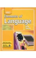 Elements of Language - Tennessee Edition - Fifth Course - Student Text 0030796830 Book Cover