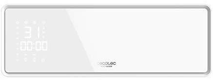 Cecotec Calefactor Cerámico de Pared Ready Warm 5300 PowerBox Ceramic. 200W, 2 Niveles de Potencia y 3 de Funcionamiento.