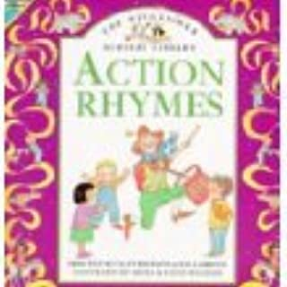 Action Rhymes (Nursery Library)