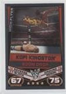 Kofi Kingston (Trading Card) 2012 Topps WWE Slam Attax Rebellion - [Base] #26