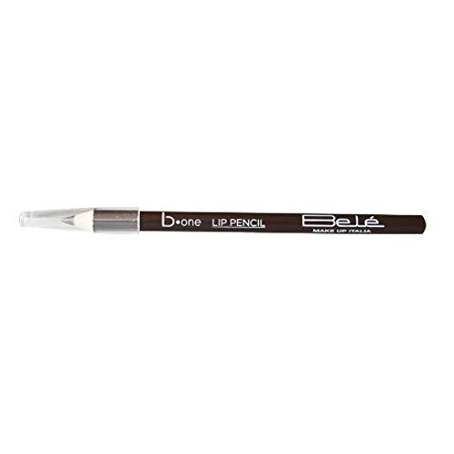 Belé MakeUp Italia b.One Lip Pencil (Deep Brown) (Made in Italy)