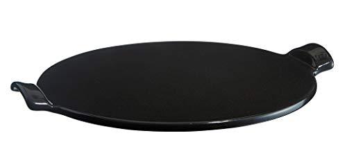 Emile Henry EH717514 Pizza Stone, Nero