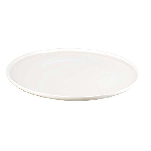 ASA Oco Assiette en porcelaine Blanc 32 cm