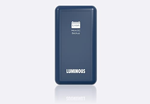Luminous LMU1202, 12V/25W, Micro DC UPS for WiFi Modem & Router, Power Backup & Protection