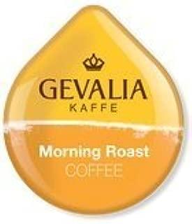 Gevalia Morning Roast Coffee Tassimo T-Disc 28 Count