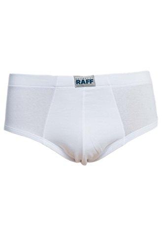 Raff_ Slip Skin fermé Blanc L.