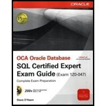 OCA Oracle Database SQL Expert Exam Guide by O'Hearn,Steve. (McGraw-Hill Osborne Media,2009) [Paperback]