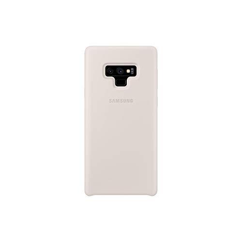 Samsung Silikon Hülle 'EF-PN960' für Galaxy Note9, Weiß