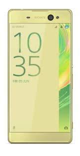 Sony Xperia XA Ultra 16 GB Dual SIM, Lima-Gold