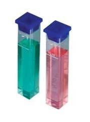 Palintest Vierkante Test Tubes Zwembad Water Analyzer 10ml Vaartuig Set Van 5