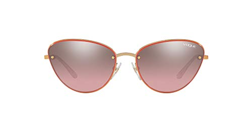 Vogue 0VO4111S Gafas de sol, Rose Gold, 57 para Mujer