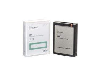 HPE RDX 3TB Cartucho de Disco extraíble (Reacondicionado)