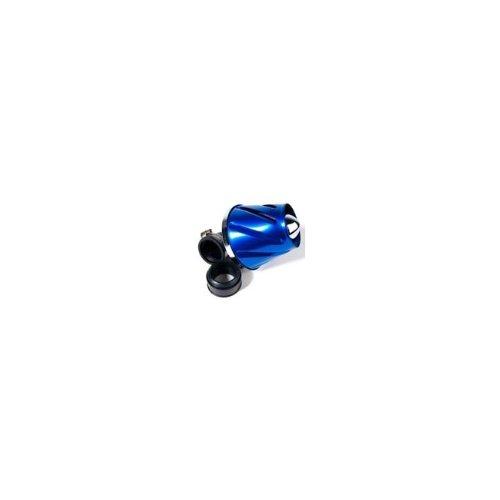 Filtre à air STR8 Helix Chrome (38/28 mm)