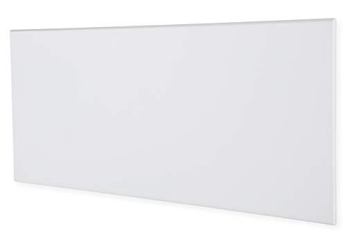 Adax Neo H Intelligente Wifi Wandkonvektor, Smartphone-Steuerung, energiesparend, spritzwassergeschützt, Höhe 330mm, 800W | Frostschutz | KWT Weiß | IP24C, Class II