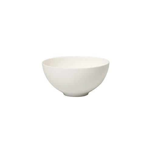 Villeroy & Boch Royal Bol à soupe, Porcelaine Premium Bone, Blanc