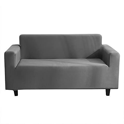 PPOS Hojas Tropicales Funda de sofá elástica Funda de sofá elástica Funda seccional para Sala de Estar Sofá Protector de Muebles A13 4 Asientos 235-300cm-1pc