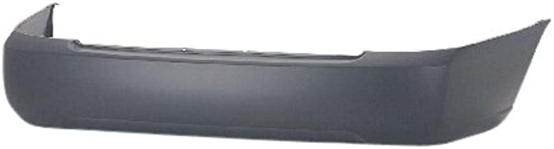 OE Replacement Nissan/Datsun Sentra Rear Bumper Cover (Partslink Number NI1100234)