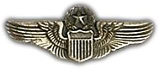 US Air Force Command Pilot Wings 1 1/4