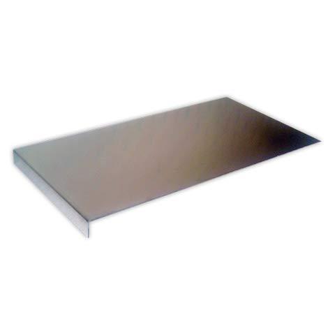 DOJA Industrial | Tapa fregaderos color INOX | FERRESPAIN 31 x 47 cm