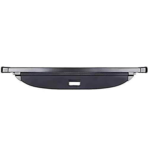 Auto Intrekbare Kofferbak Pakket Gordijn Plank voor KIA NIRO 2017 2018 2019, Kofferbak Planken Beschermhoes Zonnescherm Gordijn, Auto Interieur Protector Accessoires