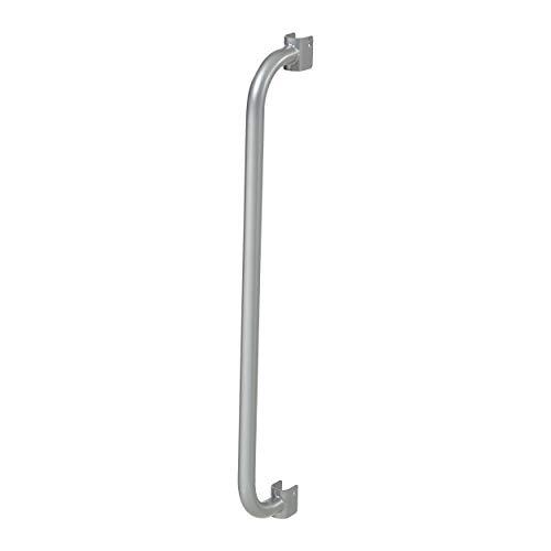 Hoppekids Premium leuning, metaal, grijs, 3x70x13